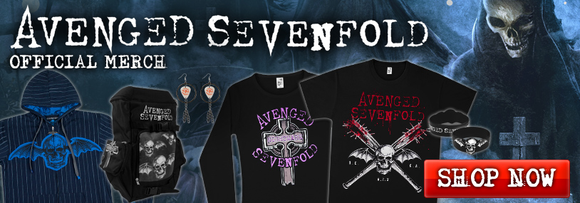 Мерч Avenged Sevenfold