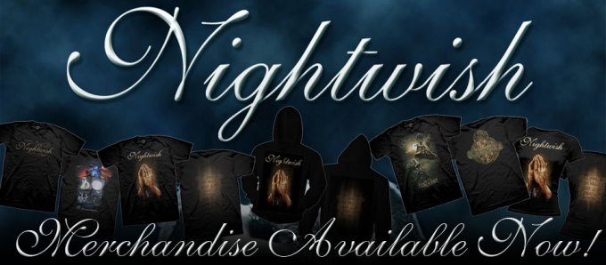 Мерч Nightwish