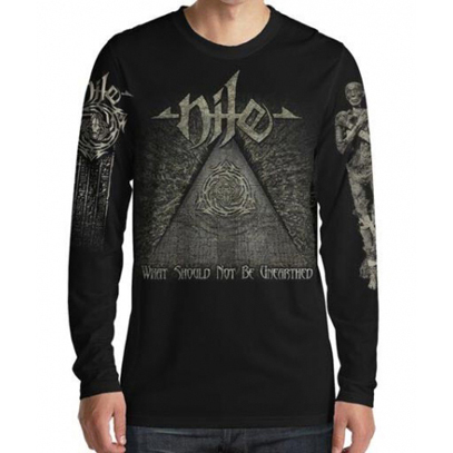 Лонгслив Nile - Unearthed 2016 Dates Long Sleeve