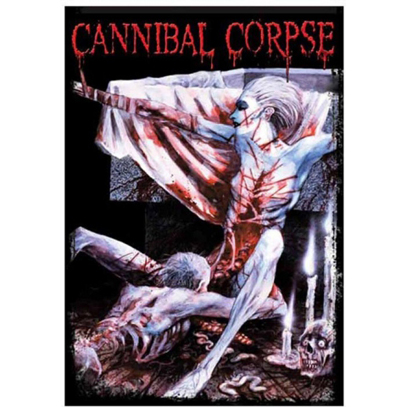 Постер Cannibal Corpse - Tomb of the Mutilated