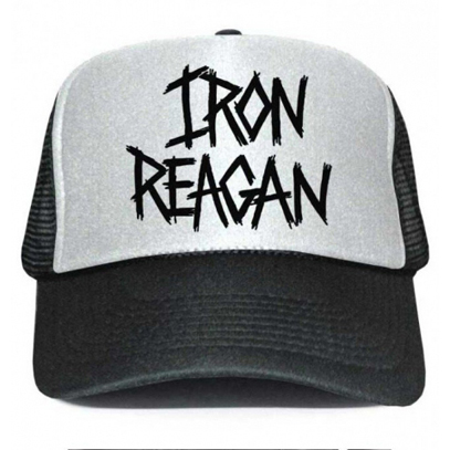 Бейсболка Iron Reagan - Logo Trucker