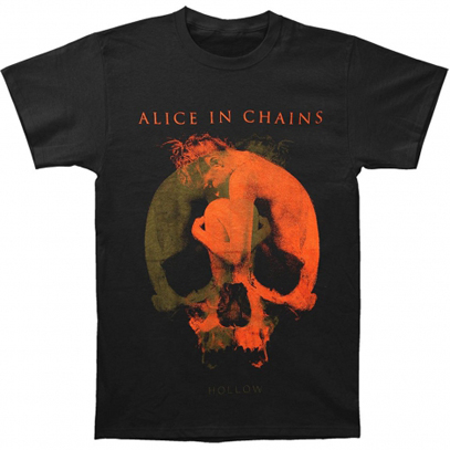 Футболка Alice In Chains - Fetal T-Shirt