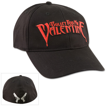 Бейсболка Bullet For My Valentine - 3D Cap