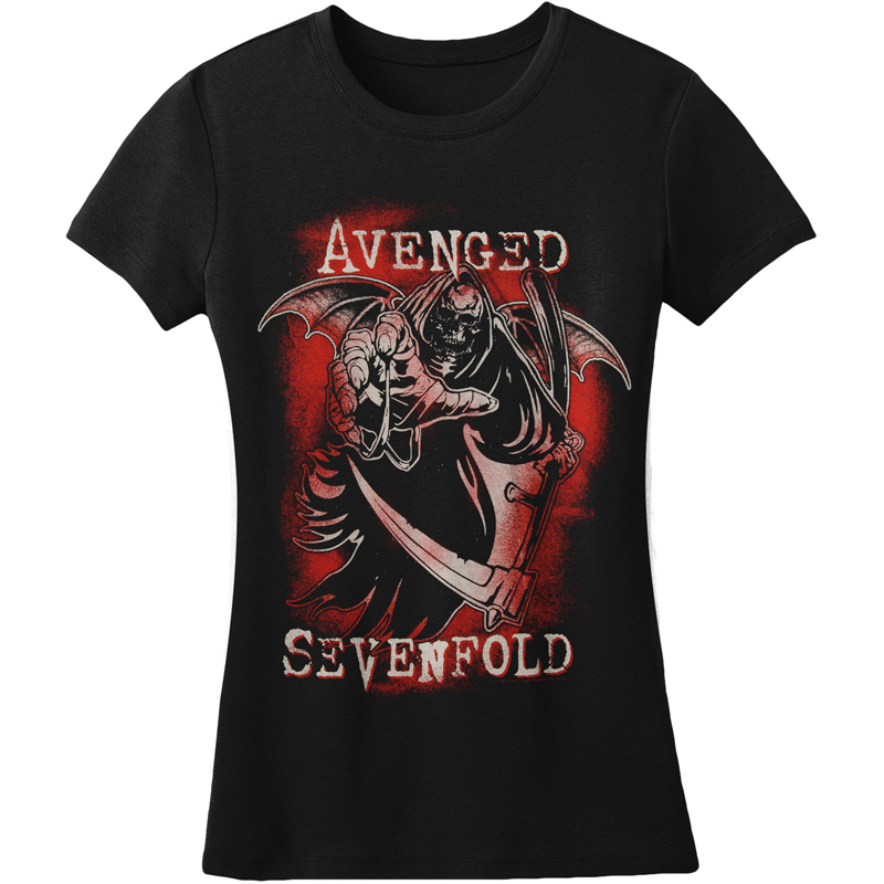 Майки с avenged sevenfold
