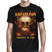 Футболка Kataklysm - Serenity In Fire