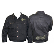 Куртка Opeth - Embroidered Logo Jean Jacket