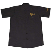 Рубашка Opeth - Embroidered Gold Logo Evolution