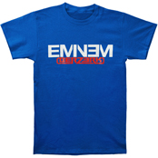 Футболка Eminem — Berzerk and New Logo