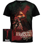 Футболка Killswitch Engage — Backstabber (Limited Edition)