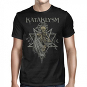 Футболка Kataklysm - Skeleton Tribal Pentagram