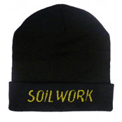 Шапка Soilwork - Embroidered 12in