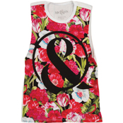 Майка Of Mice & Men — Floral Sublimated