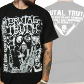 Футболка Brutal Truth   —  Religion