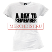 Футболка A Day To Remember