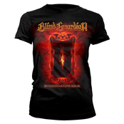 Футболка Blind Guardian - Beyond the Red Mirror 2015