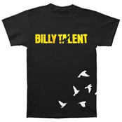 Футболка Billy Talent - Birds