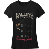 Футболка Falling In Reverse - Fashionably Late Album