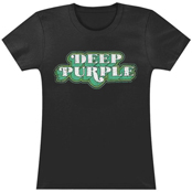 Футболка Deep Purple - 3D Type