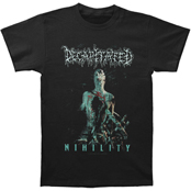 Футболка Decapitated - Nihility