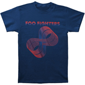Футболка Foo Fighters - Loops Logo