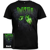 Футболка Twiztid - Green Face Logo