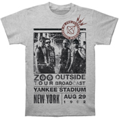 Футболка U2 - Zoo Outside Tour