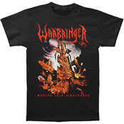 Футболка Warbringer - Waking Into Nightmares