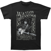 Футболка Waylon Jennings - Portrait