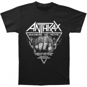 Футболка Anthrax - Fistful Of Metal