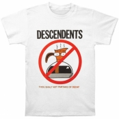 Футболка Descendents - Thou Shall Not