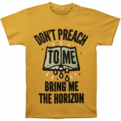 Футболка Bring Me The Horizon - Don't Preach To Me