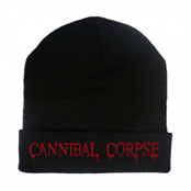 Шапка Cannibal Corpse - Embroidered Red Logo