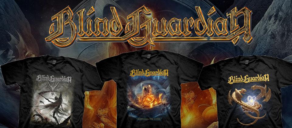 Новый мерч Blind Guardian